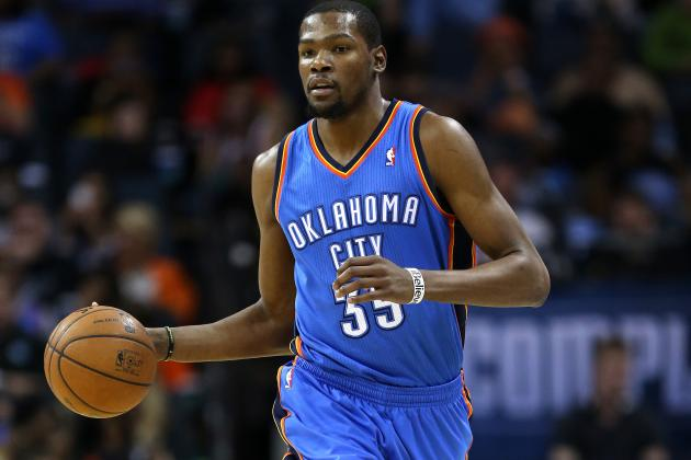 Watch Kevin Durant Break Vince Carter's Ankles