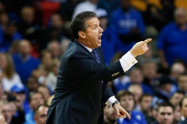 "Calipari: ""I have no regrets because I tried everything."""