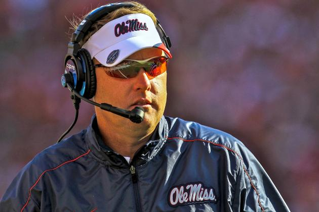 Team to Watch Opens Spring Ball—No, Not Alabama, but Ole Miss