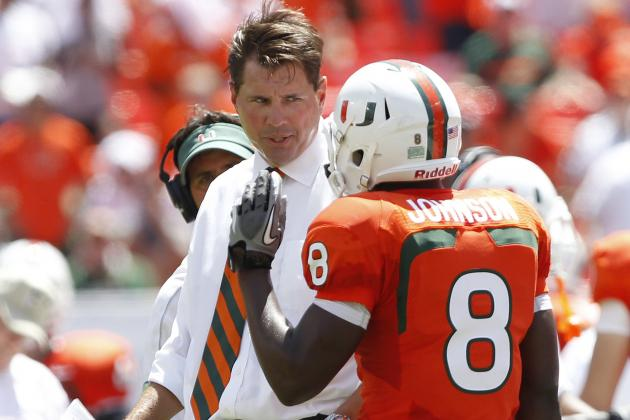 Miami Football Has Some Catching Up to Do