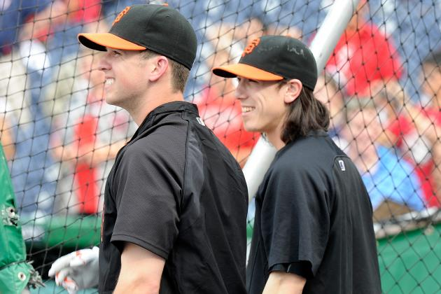 Lincecum Lauds Posey's Professionalism
