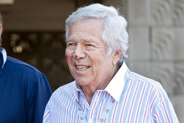 Kraft: Welker Was Our First Choice