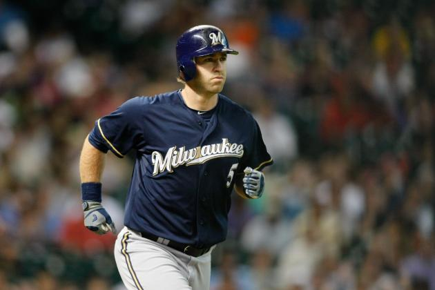 Brewers' Utility Men Not Impressing Yet