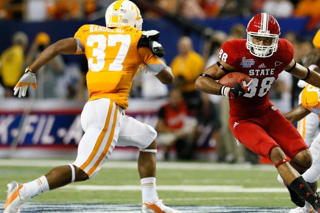 Randolph's Return Could Boost Tennessee Defense
