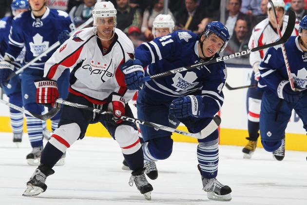 Report: Toronto Maple Leafs Seeking Another Center, Eyeing Mike Ribeiro?