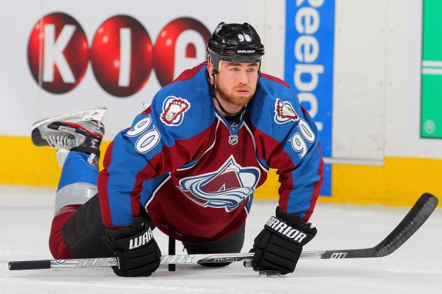 Ryan O'Reilly Re-Situated, Understands Time Is Now for Colorado Avalanche