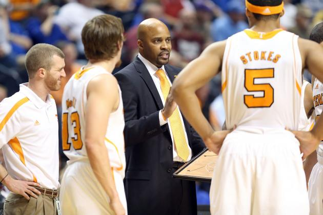 Martin Says Vols, SEC Deserved Better from NCAA