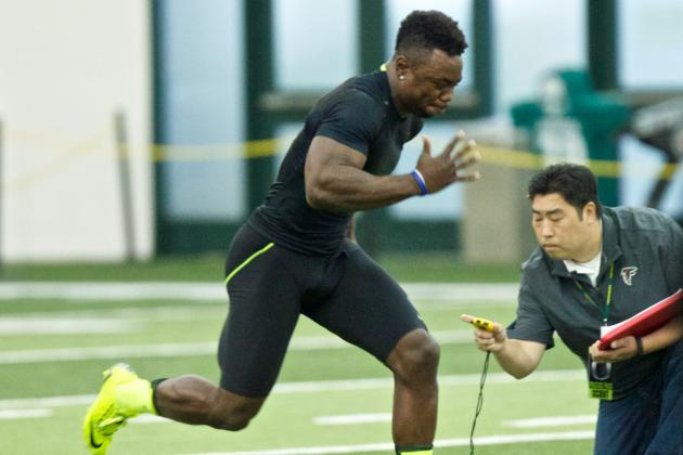 Stars — Injured Or Not — Shine On Oregon's Pro Day