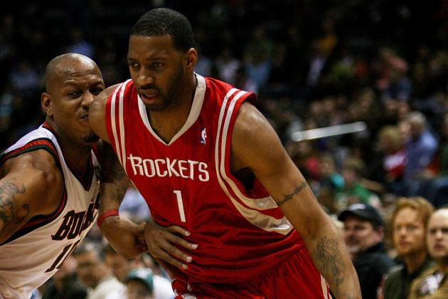 Tracy McGrady Says the Rockets' 22-Game Winning Streak Was Harder Than Miami's