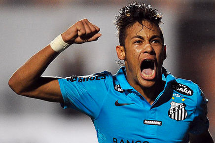 Neymar Dreams of Playing for Likes of Barcelona, Real Madrid or Chelsea