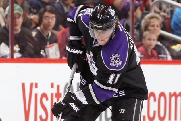 Darryl Sutter: Anze Kopitar Is 'Best All-Around Centerman I've Coached, Period'