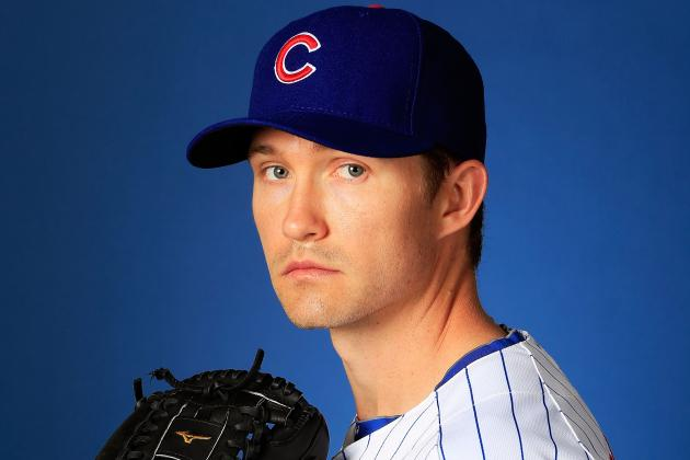 Cubs' Baker Sent for MRI