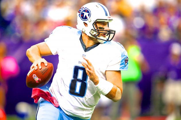 Matt Hasselbeck Reportedly Released by Tennessee Titans