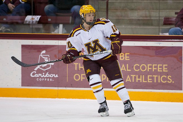 Gophers Win Longest Game in Program History to Advance to Frozen Four