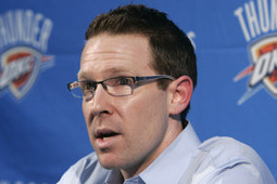 Thunder Add Jason Ranne to Front Office