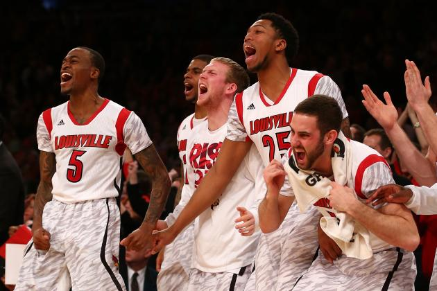 NCAA Tournament 2013: High-Seeded Teams Who Are Early-Round Locks