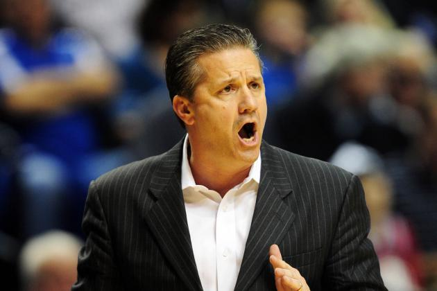 Kentucky Looks to Regroup Against Robert Morris After NCAA Snub