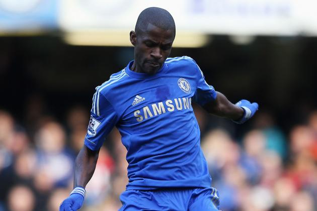 Chelsea Midfielder Ramires Set to Miss Brazil Friendlies