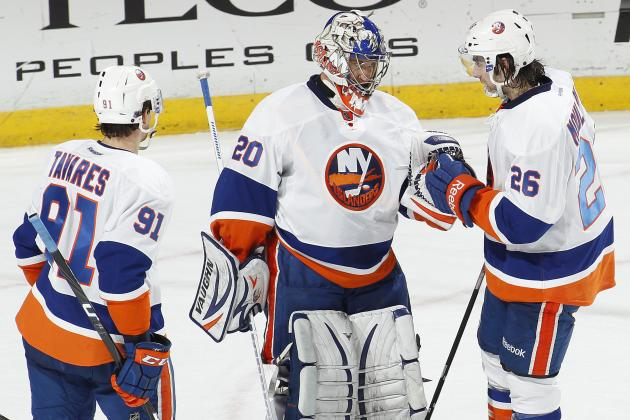 Islanders Not Happy with Mere Wins