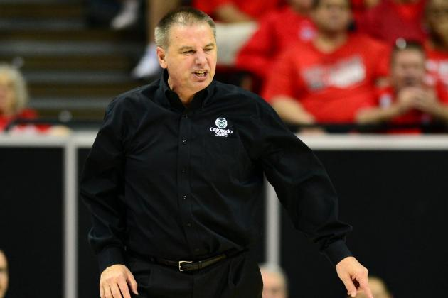 CSU Rams Coach Larry Eustachy Reaffirms Commitment to School