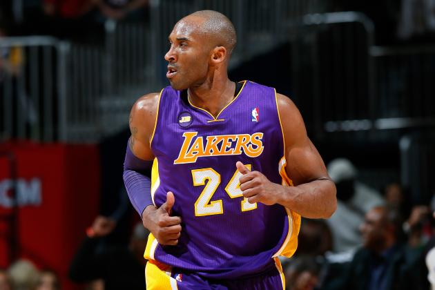 Kobe Bryant Injury: Lakers Must Have Superstar Back for Upcoming Road Trip