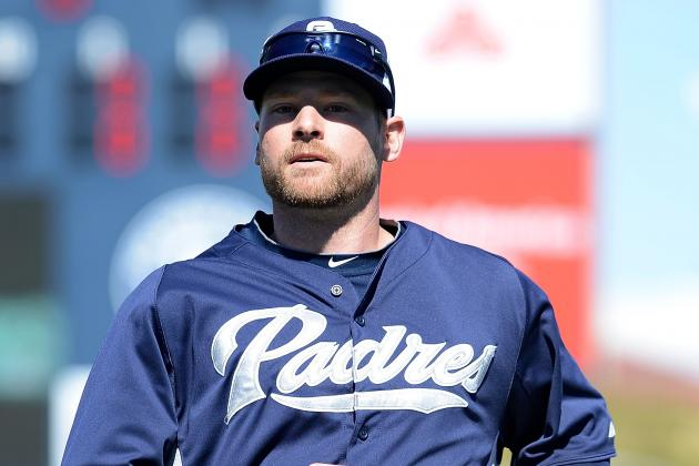 Chase Headley Could Miss a Month with Small Fracture in Left Thumb