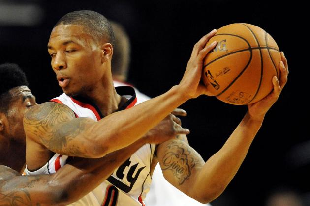 NBA Gamecast: Blazers vs. 76ers