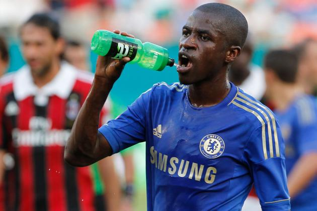 Ramires out vs. Italy Due to Thigh Injury