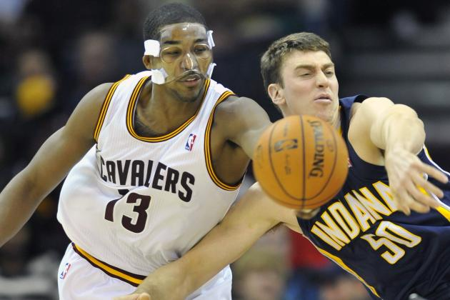 Pacers Beat Cavs 111-90