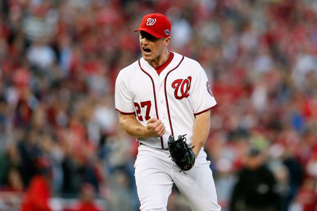 Jordan Zimmermann Nearly Perfect Against the Tigers