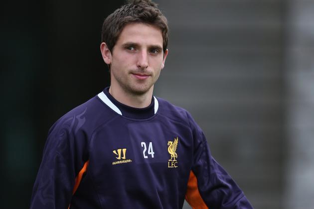 Shoulder Surgery Sidelines Liverpool's Joe Allen for Rest of Season