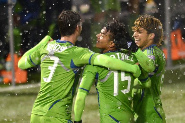 Sounders Again Are Well Represented on International Stage