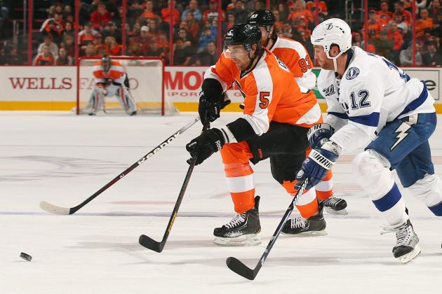 Philadelphia Flyers vs. Tampa Bay Lightning - GameCast - March 18, 2013 - ESPN