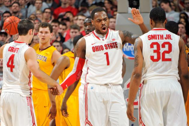 What Experts Say About Ohio State's 2013 NCAA Tournament Chances