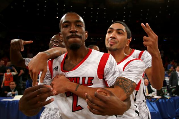 NCAA Tournament 2013 Bracket: Louisville Given Tough Task in Midwest Region