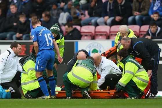 Callum McManaman's Tackle Has Newcastle Considering Legal Action