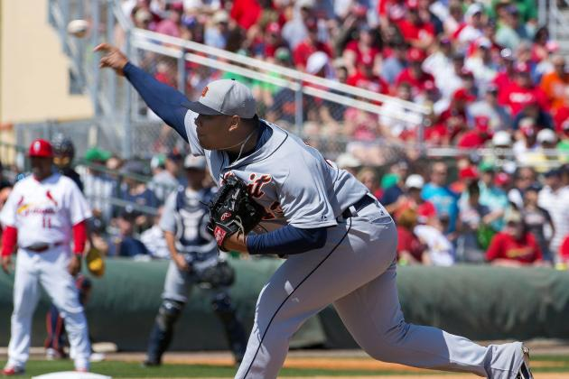 Is Bruce Rondon Baseball's Latest Victim of the Hype Machine?