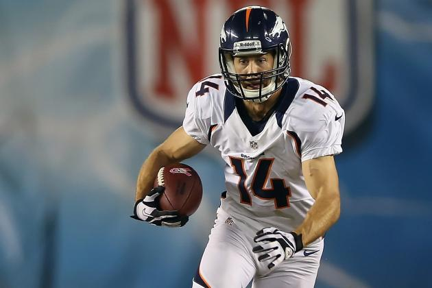 If Not in Denver, WR Brandon Stokley Wants to Play Again Elsewhere in 2013