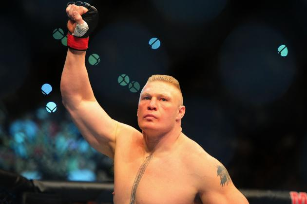 Brock Lesnar and Triple H Agree to Career-Ending Stipulation at WrestleMania 29