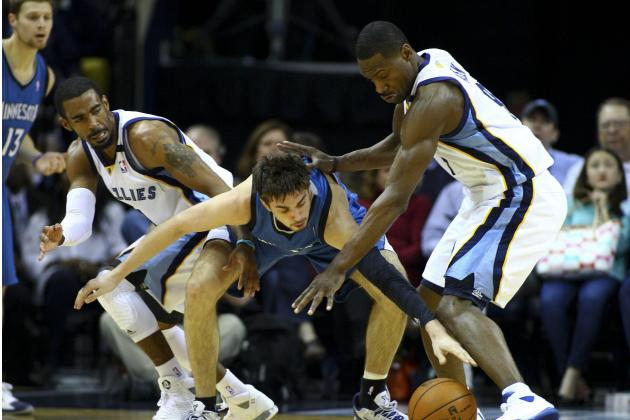 NBA Gamecast: Timberwolves vs. Grizzlies