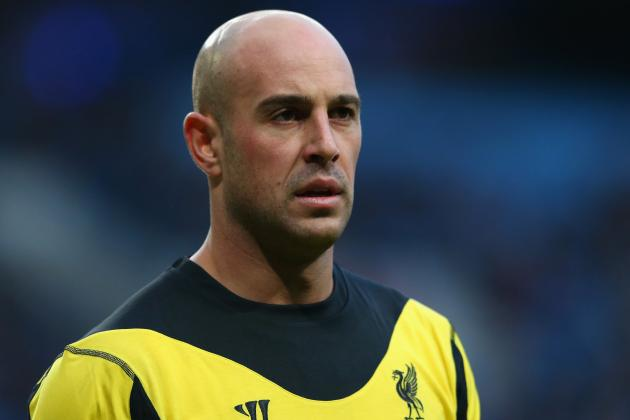 Reina Calls on Fans to Keep Believing in Rodgers' Liverpool