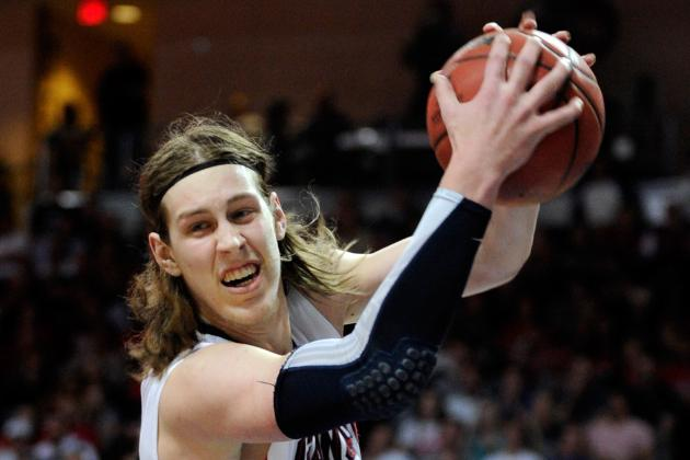 NCAA Brackets 2013: Biggest Road Blocks for Gonzaga Bulldogs