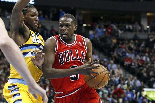 NBA Gamecast: Nuggets vs. Bulls