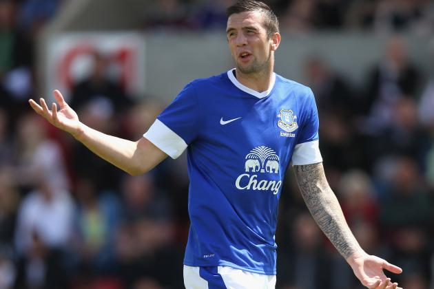 Everton Defender Shane Duffy Risks Fine Following Post on His Twitter