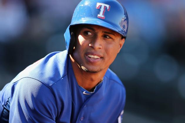 Texas Rangers' CF Martin Gains Citizenship