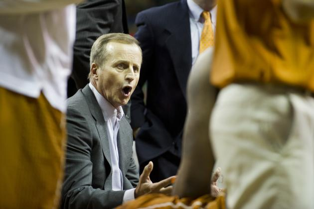 """Rick Barnes: """"I Don't Want to Be in This Situation Again"""""""
