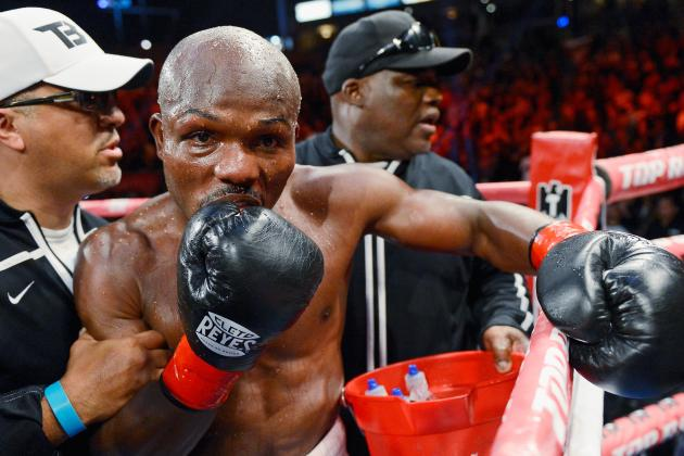 Bradley Under Consideration for Pacquiao's Next Fight in Macau