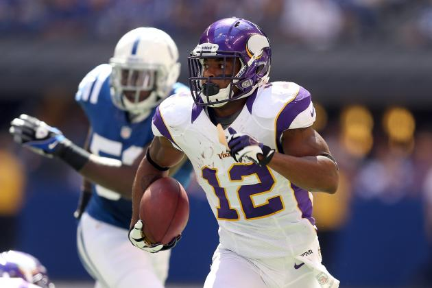 How Percy Harvin Fits Perfectly with Seattle's Read-Option Offense
