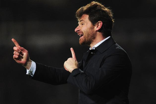 AVB: Spurs Must 'Carry on Fighting'