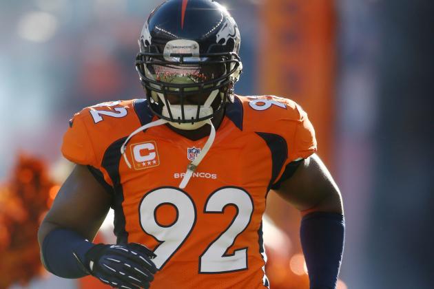 Baltimore Ravens Can Still Win 2013 NFL Free Agency Thanks to Elvis Dumervil